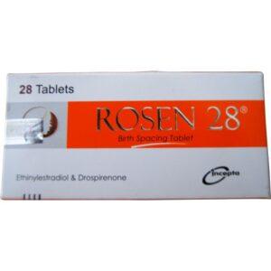 Birth Control Pill BCP03