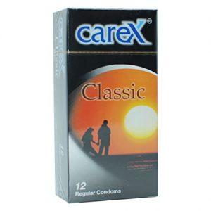 Carex Classic Condom Co17