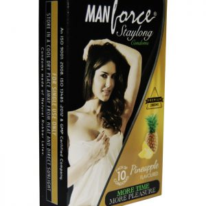 MANFORCE PINEAPPLE STAYLONG
