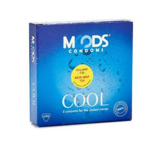 Moods Cool Condom Co20