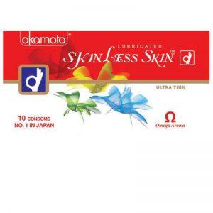 Skinless Skin Thin Condom Con3
