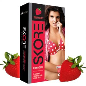 Skore Dotted Condom Co36