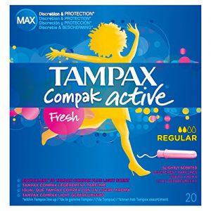 Tampax Compak Active
