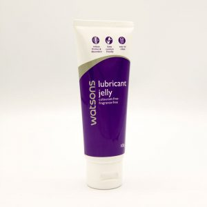 WATSONS LUBRICANT JELLY