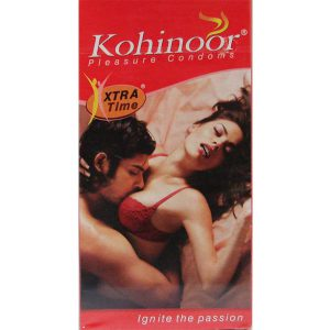 kohinoor Pleasure Condom M3