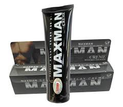 maxman cream gel